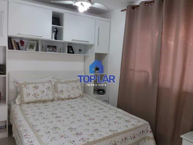 17 - Linda cobertura duplex, frente, 3 quartos - 2 planejados e 1 suíte, 3 banheiros, cozinha planejada, deck, churrasqueira, garagem e total infra. (Pátio Carioca) - HACO30003 - 18