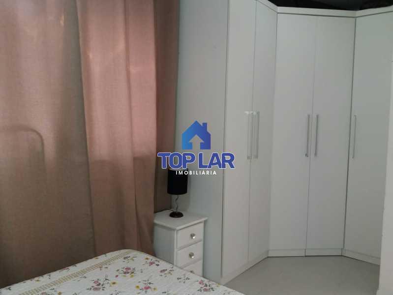 18 - Linda cobertura duplex, frente, 3 quartos - 2 planejados e 1 suíte, 3 banheiros, cozinha planejada, deck, churrasqueira, garagem e total infra. (Pátio Carioca) - HACO30003 - 19