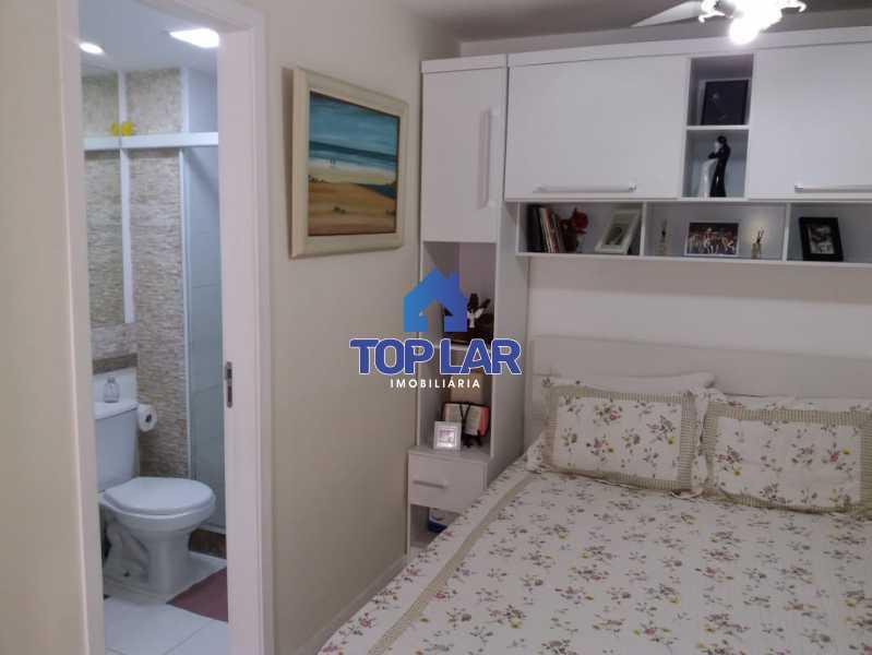 19 - Linda cobertura duplex, frente, 3 quartos - 2 planejados e 1 suíte, 3 banheiros, cozinha planejada, deck, churrasqueira, garagem e total infra. (Pátio Carioca) - HACO30003 - 20