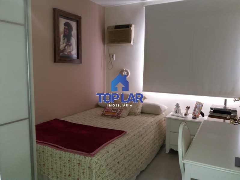 24 - Linda cobertura duplex, frente, 3 quartos - 2 planejados e 1 suíte, 3 banheiros, cozinha planejada, deck, churrasqueira, garagem e total infra. (Pátio Carioca) - HACO30003 - 25