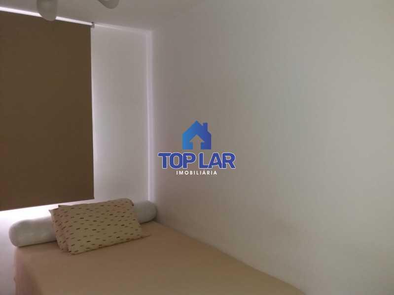 25 - Linda cobertura duplex, frente, 3 quartos - 2 planejados e 1 suíte, 3 banheiros, cozinha planejada, deck, churrasqueira, garagem e total infra. (Pátio Carioca) - HACO30003 - 26