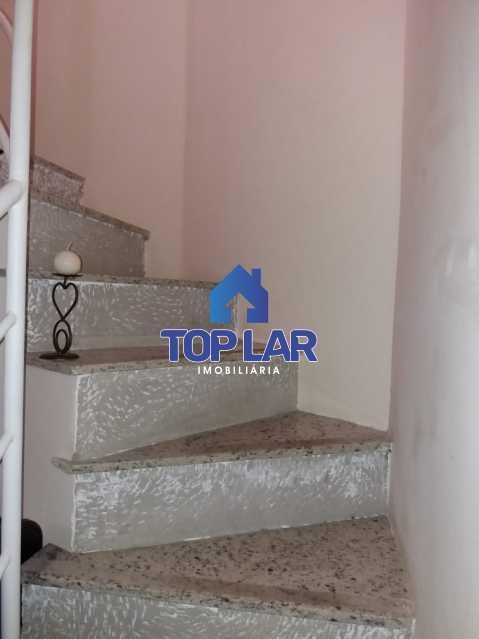 26 - Linda cobertura duplex, frente, 3 quartos - 2 planejados e 1 suíte, 3 banheiros, cozinha planejada, deck, churrasqueira, garagem e total infra. (Pátio Carioca) - HACO30003 - 27