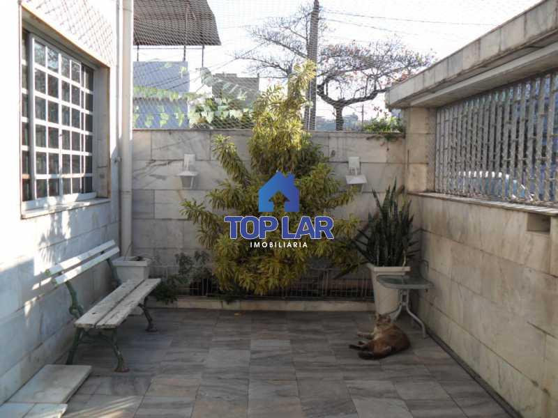 02 - Linda casa duplex com terração cob. e churrasq., 01 qto, 02 slas, copa-cozinha planej., dep.empr., 02 gar. - HACA10001 - 3