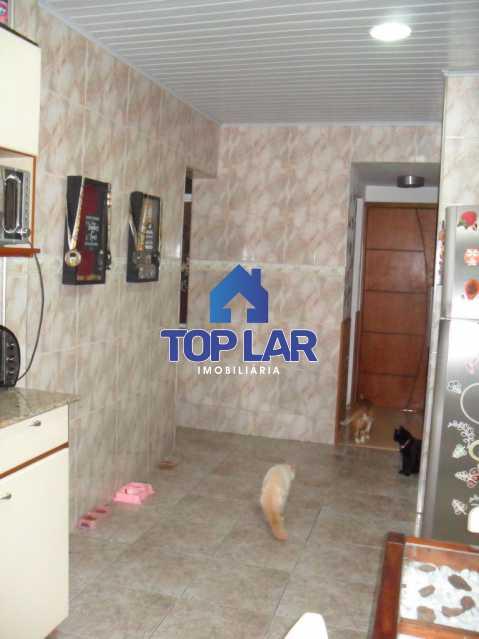 08 - Linda casa duplex com terração cob. e churrasq., 01 qto, 02 slas, copa-cozinha planej., dep.empr., 02 gar. - HACA10001 - 9