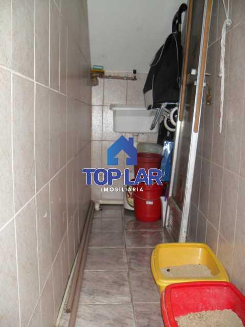 16 - Linda casa duplex com terração cob. e churrasq., 01 qto, 02 slas, copa-cozinha planej., dep.empr., 02 gar. - HACA10001 - 17