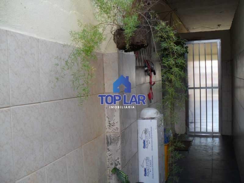 17 - Linda casa duplex com terração cob. e churrasq., 01 qto, 02 slas, copa-cozinha planej., dep.empr., 02 gar. - HACA10001 - 18