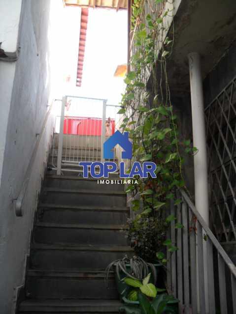 18 - Linda casa duplex com terração cob. e churrasq., 01 qto, 02 slas, copa-cozinha planej., dep.empr., 02 gar. - HACA10001 - 19