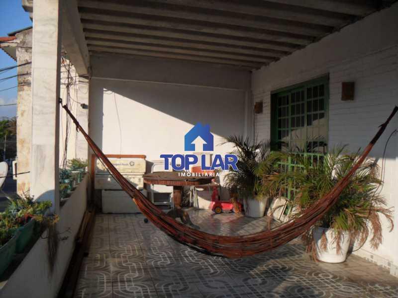 22 - Linda casa duplex com terração cob. e churrasq., 01 qto, 02 slas, copa-cozinha planej., dep.empr., 02 gar. - HACA10001 - 23