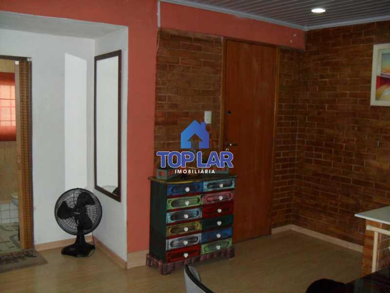 28 - Linda casa duplex com terração cob. e churrasq., 01 qto, 02 slas, copa-cozinha planej., dep.empr., 02 gar. - HACA10001 - 29