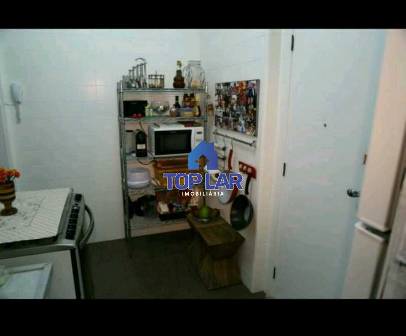 8. - Apartamento 2 quartos na Av. Epitácio Pessoa, Lagoa, próximo ao Corte do Cantagalo. - HAAP20052 - 11