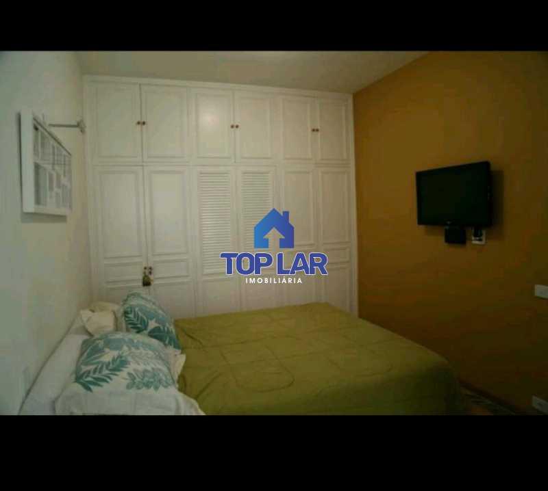 17. - Apartamento 2 quartos na Av. Epitácio Pessoa, Lagoa, próximo ao Corte do Cantagalo. - HAAP20052 - 24