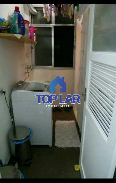 19. - Apartamento 2 quartos na Av. Epitácio Pessoa, Lagoa, próximo ao Corte do Cantagalo. - HAAP20052 - 13