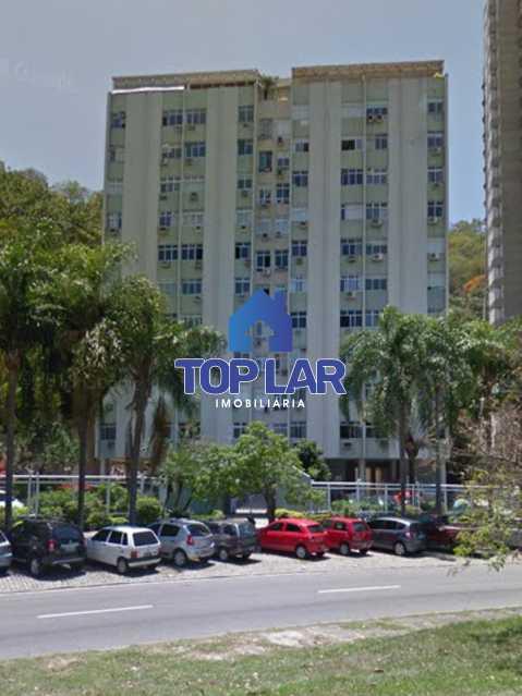22. - Apartamento 2 quartos na Av. Epitácio Pessoa, Lagoa, próximo ao Corte do Cantagalo. - HAAP20052 - 3