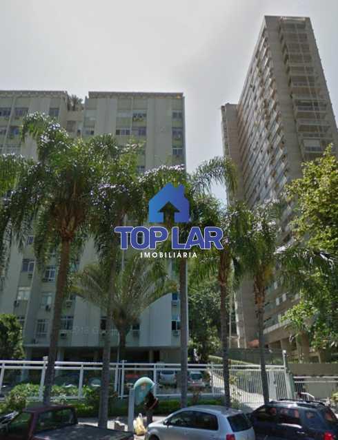 25. - Apartamento 2 quartos na Av. Epitácio Pessoa, Lagoa, próximo ao Corte do Cantagalo. - HAAP20052 - 5
