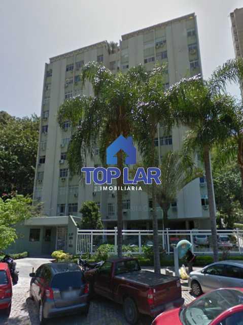 26. - Apartamento 2 quartos na Av. Epitácio Pessoa, Lagoa, próximo ao Corte do Cantagalo. - HAAP20052 - 6