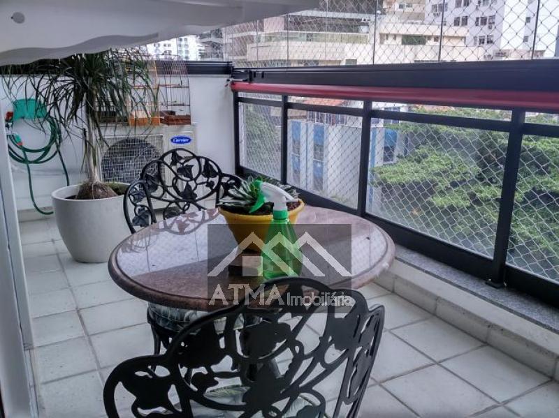1 - Cobertura à venda Rua Fonte da Saudade,Lagoa, Rio de Janeiro - R$ 2.980.000 - VPCO30003 - 3