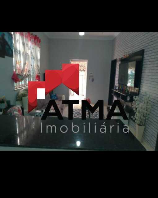 1 sala. - Casa 3 quartos à venda Olaria, Rio de Janeiro - R$ 530.000 - VPCA30054 - 1