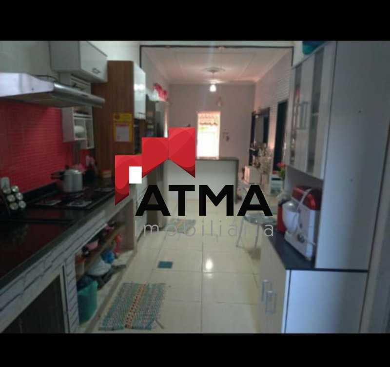 6 cozinha. - Casa 3 quartos à venda Olaria, Rio de Janeiro - R$ 530.000 - VPCA30054 - 7