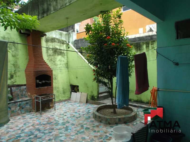 1 churrasqueira. - Casa 3 quartos à venda Braz de Pina, Rio de Janeiro - R$ 580.000 - VPCA30058 - 1