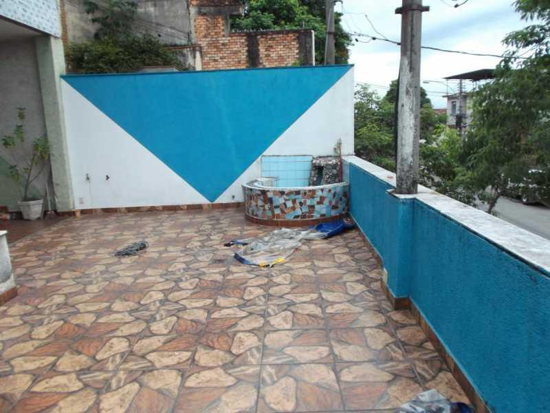 9 quintal frontal. - Casa 3 quartos à venda Braz de Pina, Rio de Janeiro - R$ 580.000 - VPCA30058 - 8