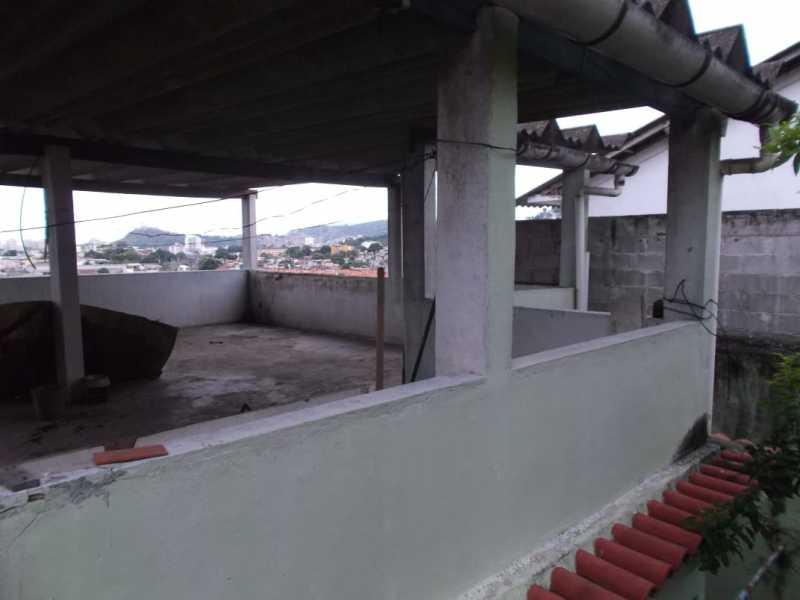 10 terraço. - Casa 3 quartos à venda Braz de Pina, Rio de Janeiro - R$ 580.000 - VPCA30058 - 9