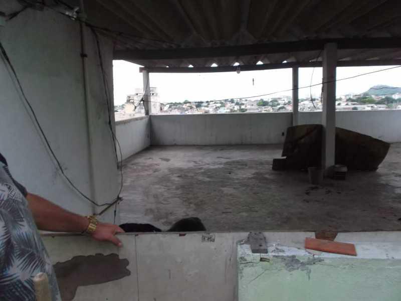 11 terraço. - Casa 3 quartos à venda Braz de Pina, Rio de Janeiro - R$ 580.000 - VPCA30058 - 10