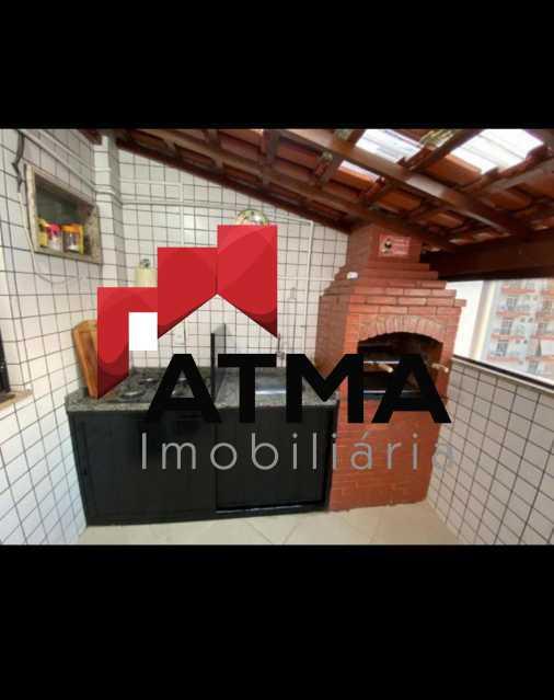 2. - Cobertura à venda Praça Marco Aurélio,Vila da Penha, Rio de Janeiro - R$ 730.000 - VPCO30028 - 9