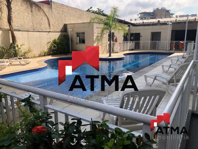 22 - Apartamento à venda Estrada da Água Grande,Vista Alegre, Rio de Janeiro - R$ 310.000 - VPAP30227 - 1