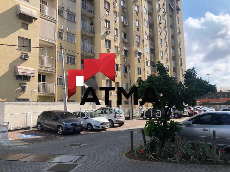 27 - Apartamento à venda Estrada da Água Grande,Vista Alegre, Rio de Janeiro - R$ 310.000 - VPAP30227 - 28