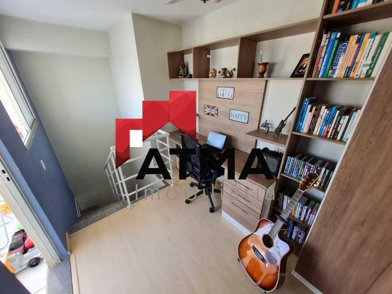 IMG-20210623-WA0057 - Cobertura à venda Rua Monte Santo,Vista Alegre, Rio de Janeiro - R$ 550.000 - VPCO20013 - 10