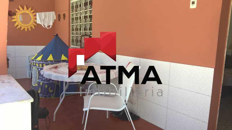 01 - Casa à venda Rua Major Rego,Olaria, Rio de Janeiro - R$ 740.000 - VPCA30067 - 1