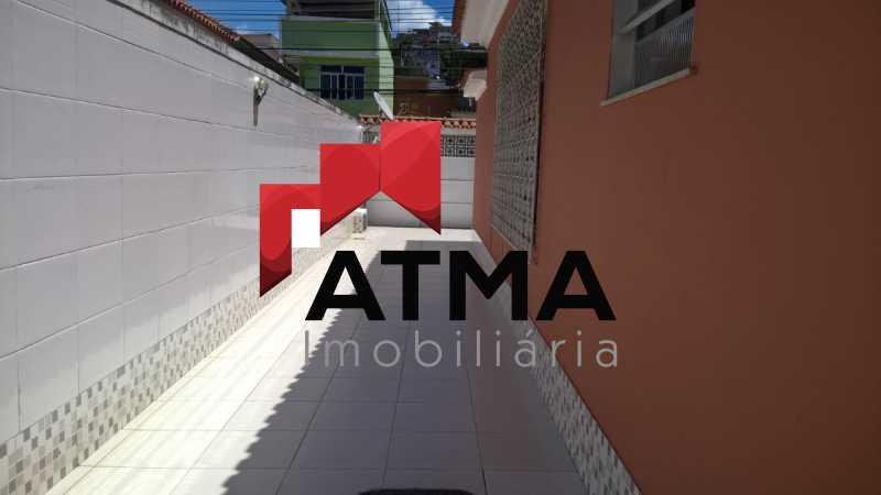 02a - Casa à venda Rua Major Rego,Olaria, Rio de Janeiro - R$ 740.000 - VPCA30067 - 4