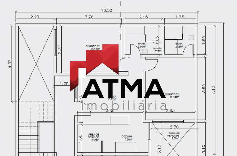 WhatsApp Image 2021-08-31 at 1 - Apartamento à venda Rua Lisboa,Penha Circular, Rio de Janeiro - R$ 310.000 - VPAP20632 - 6