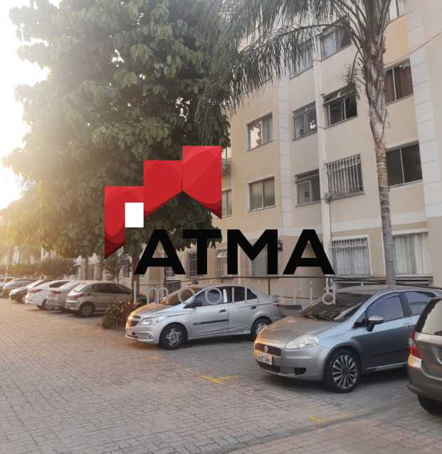 IMG-8719 - Apartamento à venda Estrada do Barro Vermelho,Rocha Miranda, Rio de Janeiro - R$ 159.000 - VPAP10067 - 28