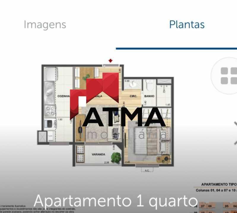 20210920_130834 - Apartamento à venda Estrada da Água Grande,Vista Alegre, Rio de Janeiro - R$ 189.000 - VPAP10069 - 4