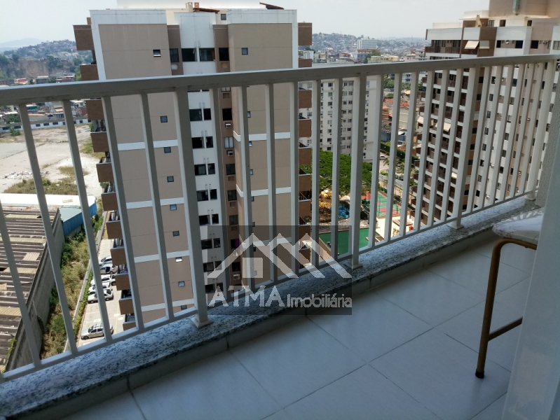 01 - Cobertura 3 quartos à venda Vila da Penha, Rio de Janeiro - R$ 735.000 - VPCO30004 - 3