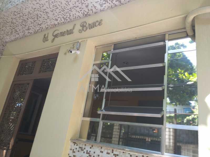 01 - Apartamento à venda Rua General Bruce,São Cristóvão, Rio de Janeiro - R$ 360.000 - VPAP30050 - 4