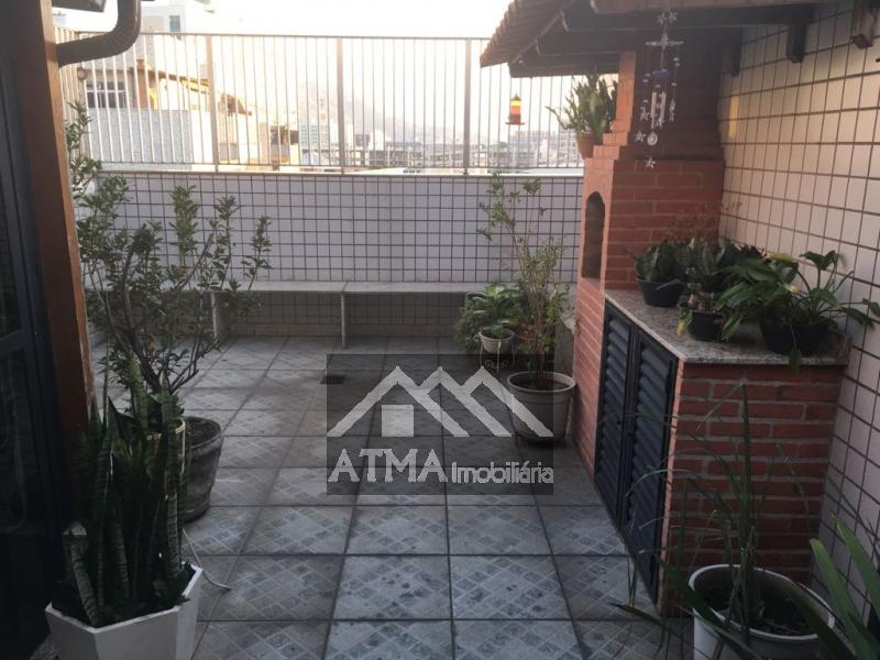19. - Cobertura à venda Rua General Otávio Povoa,Vila da Penha, Rio de Janeiro - R$ 760.000 - VPCO30007 - 21