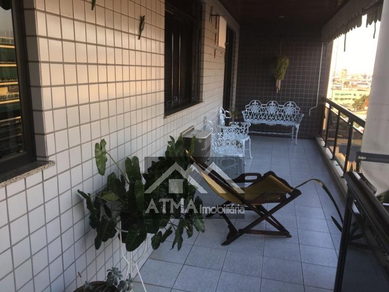 05. - Cobertura à venda Rua General Otávio Povoa,Vila da Penha, Rio de Janeiro - R$ 760.000 - VPCO30007 - 5