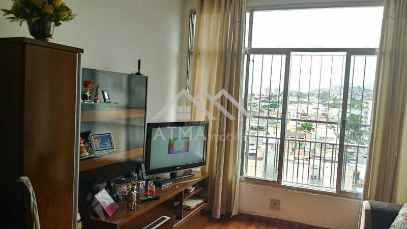 001 - Apartamento à venda Rua Delfim Carlos,Olaria, Rio de Janeiro - R$ 270.000 - VPAP20239 - 1