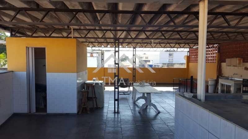 15. - Cobertura à venda Rua Jaime Távora,Vista Alegre, Rio de Janeiro - R$ 550.000 - VPCO30012 - 14