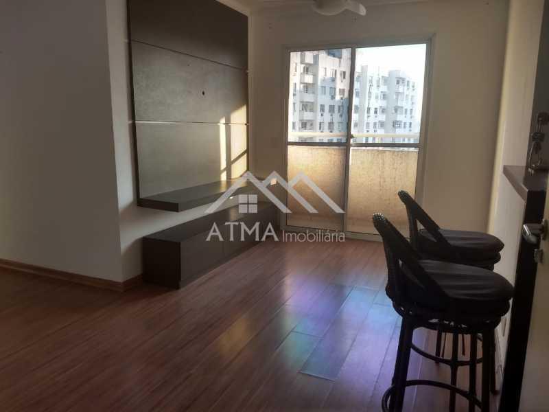 1. - Apartamento à venda Avenida Doutor Manuel Teles,Centro, Duque de Caxias - R$ 265.000 - VPAP20315 - 1