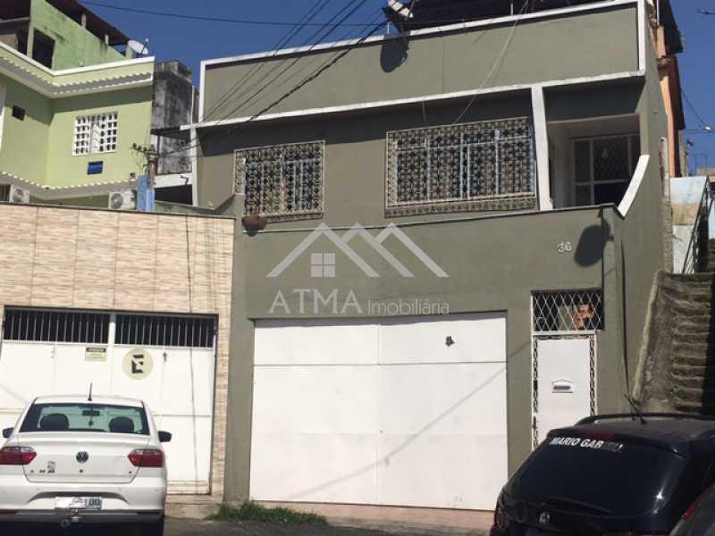 IMG_9993 - Casa à venda Rua Nova Aurora,Vila Kosmos, Rio de Janeiro - R$ 370.000 - VPCA20027 - 23