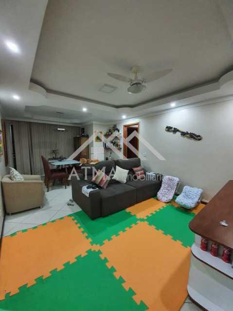 01 - Apartamento à venda Rua Aiera,Vila Kosmos, Rio de Janeiro - R$ 550.000 - VPAP30150 - 1
