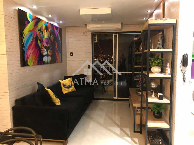 WhatsApp Image 2020-10-19 at 1 - Apartamento à venda Rua Cachambi,Cachambi, Rio de Janeiro - R$ 445.000 - VPAP30187 - 1