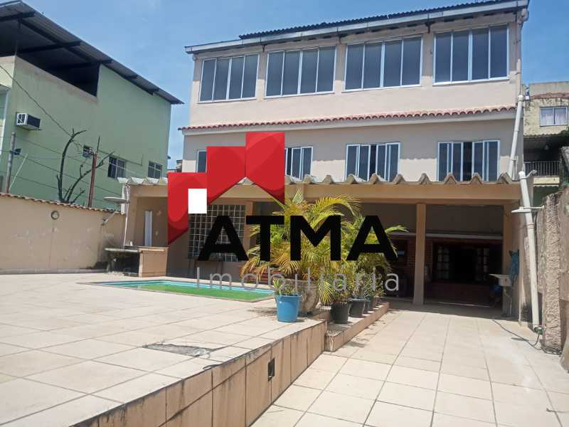 01 - Casa 3 quartos à venda Higienópolis, Rio de Janeiro - R$ 540.000 - VPCA30049 - 1