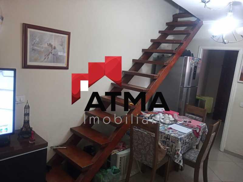 06 - Casa 3 quartos à venda Higienópolis, Rio de Janeiro - R$ 540.000 - VPCA30049 - 13