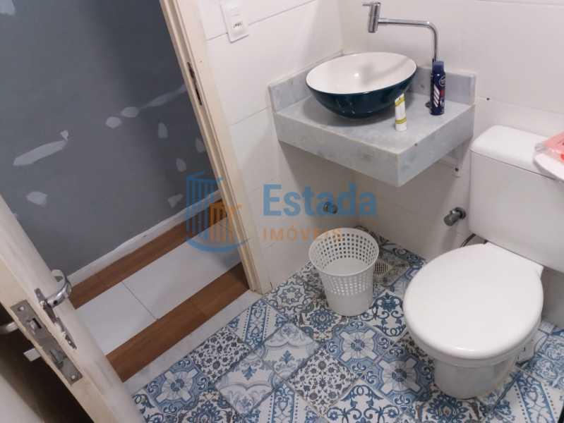 Banheiro social - Kitnet/Conjugado 45m² à venda Copacabana, Rio de Janeiro - R$ 315.000 - ESKI10063 - 18