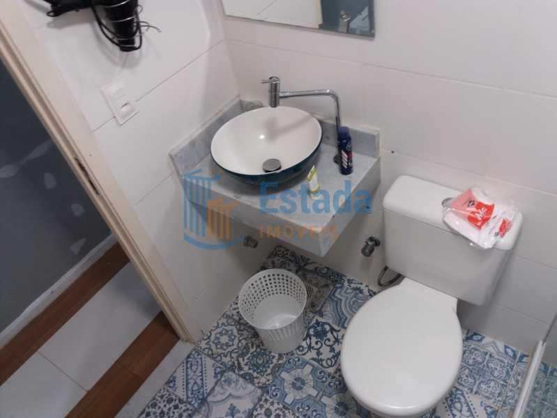 Banheiro Social - Kitnet/Conjugado 45m² à venda Copacabana, Rio de Janeiro - R$ 315.000 - ESKI10063 - 19