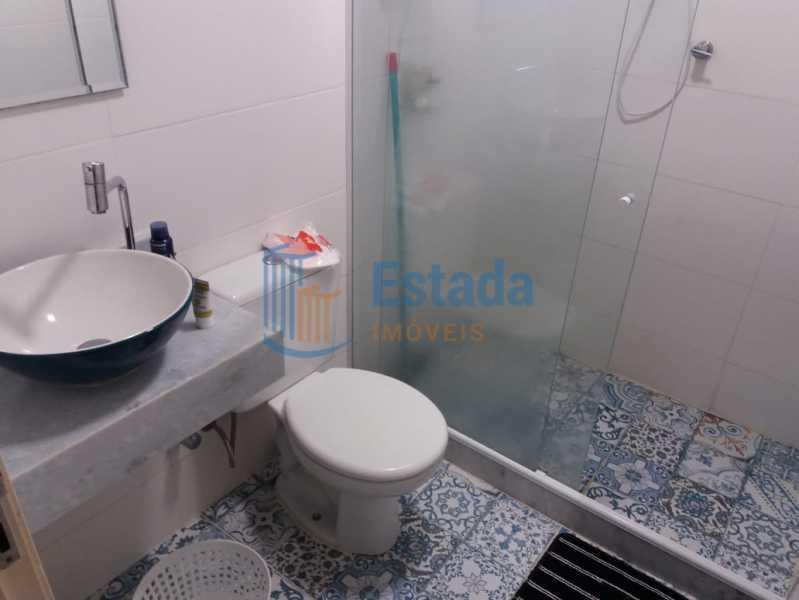 Banheiro social - Kitnet/Conjugado 45m² à venda Copacabana, Rio de Janeiro - R$ 315.000 - ESKI10063 - 20